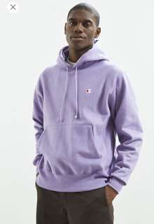 Authentic Champion Reverse Weave Hoodie XL