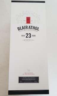 Blair Athol 23yrs limited release
