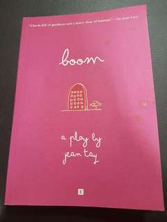 Boom a play by jean tay