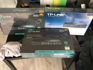 24-Port Switch TP-link