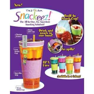 Snackeez Snack and drink