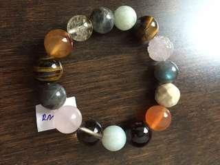 Treasure crystal bracelet 多宝