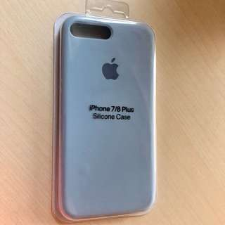 全新淺藍色 Apple iPhone 7/8 Plus Case