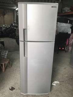 MTSUBISHI不鏽鋼雙門大雪櫃