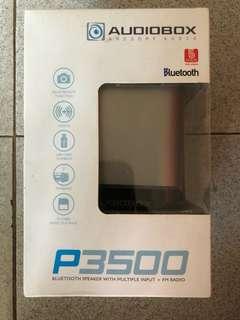 Audio Box Bluetooth Speaker