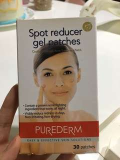Purederm Spot Reducer Gel Patches (40patches)