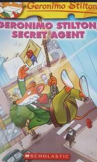 $5 Geronimo Stilton