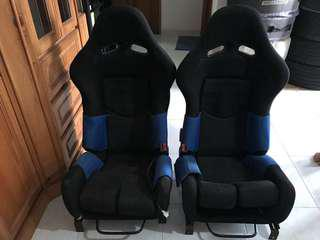 Bride Car Seats