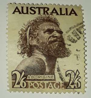 Australia old stamps