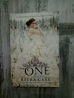 The One: Book Three of The Selection Series by Kiera Cass