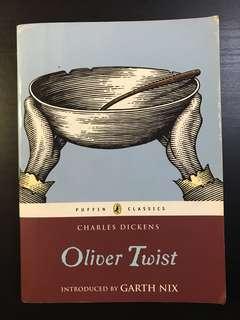 Oliver Twist Book