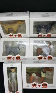 Isle of Dogs Action Figure Collectibles