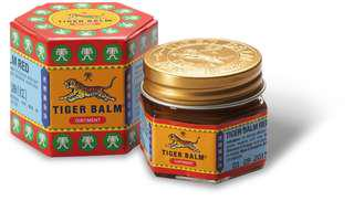 Tiger Balm ointment( greatly discounted)