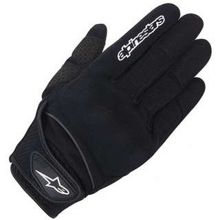 BN Alphinestars Spartan Gloves Black - Large