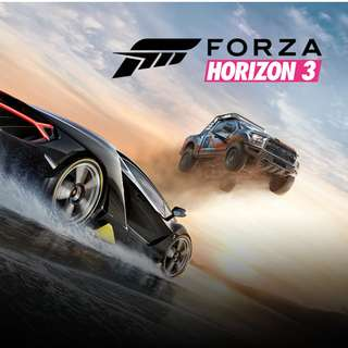 Forza Horizon 3 (COMING SOON ONLY ON PC/LAPTOP)
