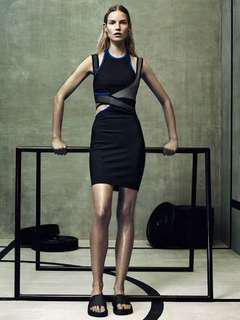 New H&M x Alexander Wang Fitted Dress