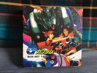 《機動武鬥傳G鋼彈》box set