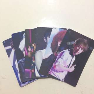 EXO (chanyeol) PHOTOCARDS