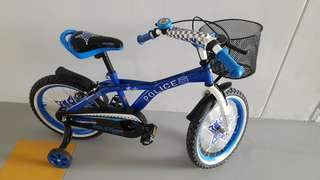 Bicycle for boys