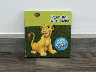 The Lion King - Play Time with Simba
