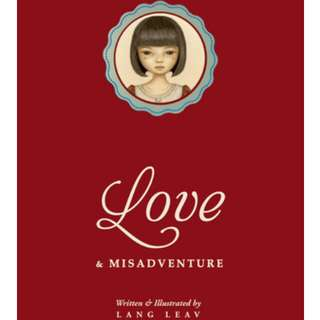 Ebook - love and misadventures by Lang leav