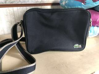 Authentic Lacoste Crossbody bag(Small)