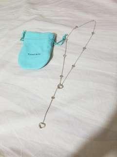 Tiffany & Co. 心心頸鏈