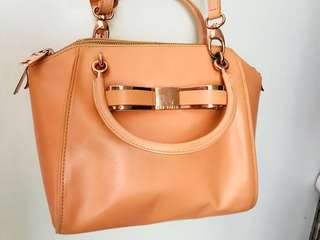 Ted Baker bow tote bag