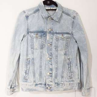 H&M Light Denim Jacket