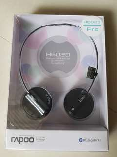 Rapoo Bluetooth Stereo Headset (Brand New!)