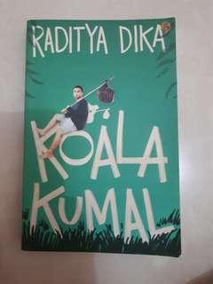Koala Kumal by Raditya Dika (+TANDA TANGAN!!!)
