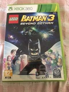 Lego Batman/WWE 2k15