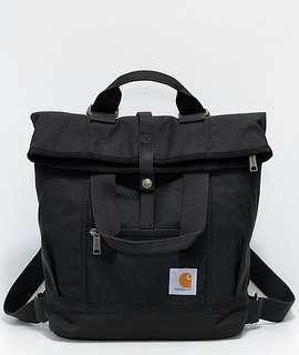 🚚 CARHARTT Hybrid Backpack 黑色後背包/拖特包