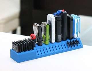 USB / SD Card Holder
