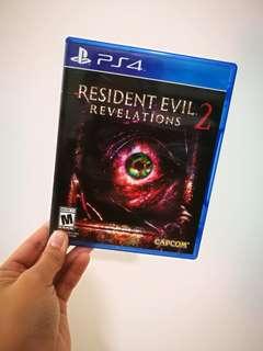 Ps4 Game Resident Evil 2