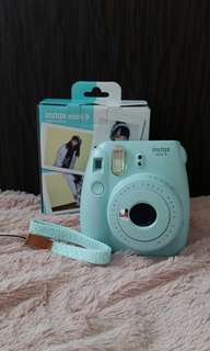 Instax Mini 9 (Ice Blue)