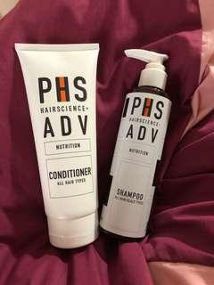 PHS Hairscience Shampoo & Conditioner Set