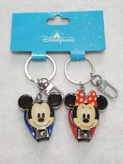 Disney Mickey & Minnie Nail Clipper