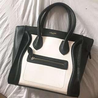 ‼️Preloved CÉLINE Mini Luggage Bag ‼️
