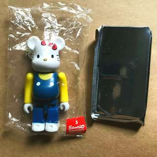 Medicom BE@RBRICK Series 18 Animal [Hello Kitty] 100% Bearbrick