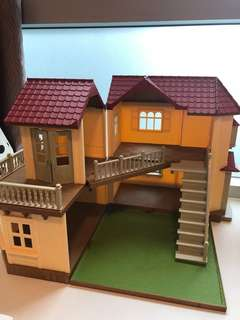 Sylvanian families House with lights