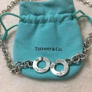Tiffany & Co. Classic Necklace 925 Silver - 1837