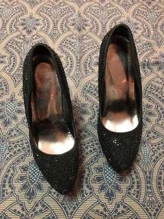 So Fab! Beddazled 5 inch heels