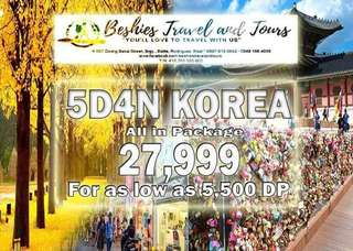 Korea Travel na kayo jan!!!