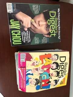 Reader's Digest ( 2012-2014 )