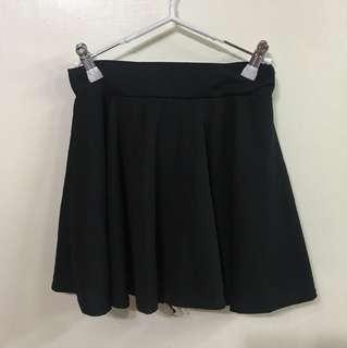 🚚 黑色褲裙