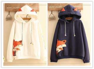 Fox Jacket(preorder)