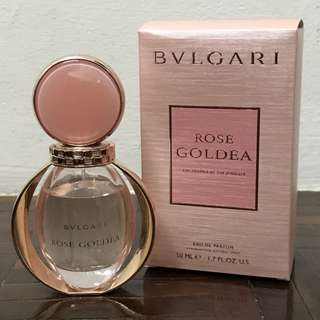 Bvlgari Rose Goldea 50ml