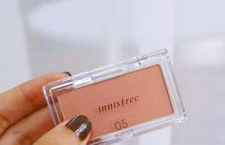 Innisfree my blusher #5 胭脂