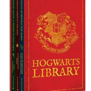Ebooks The Hogwarts Library series (3ebooks)